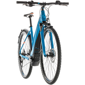 Cube Cross Hybrid Race 500 Allroad Trapez, blue'n'orange